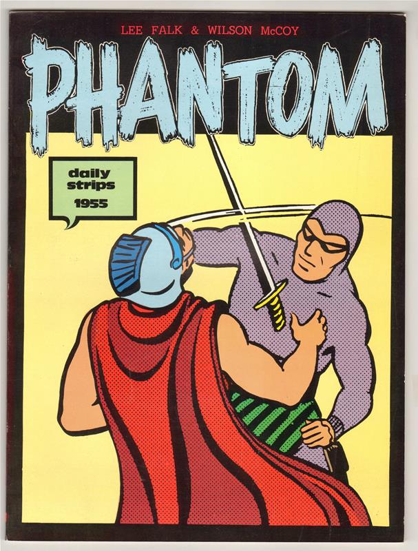 ... about New Comics Now n. 127 PHANTOM daily strips 1955 Comic Art 1985