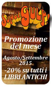 Promozione Agosto-Settembre 2015