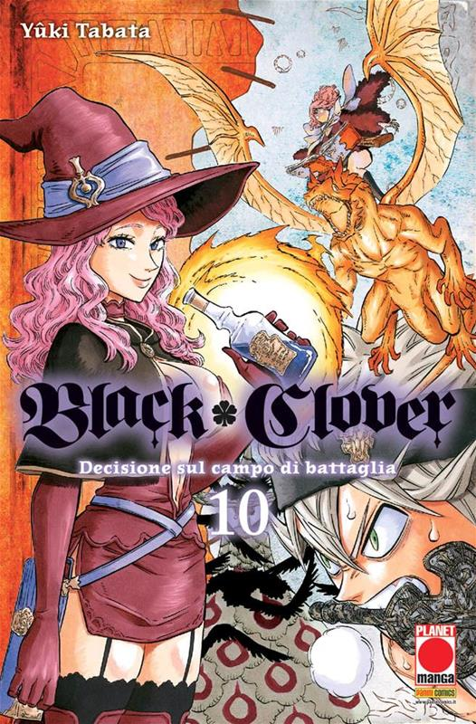Black Clover Manga Deutsch
