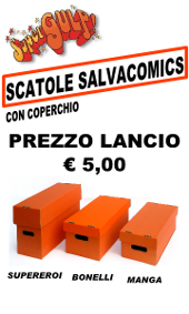 Scatole Salvacomics